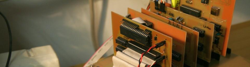 8-bit computer from scratch.